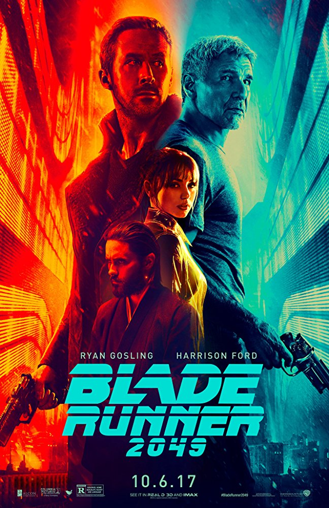 View Torrent Info: Blade.Runner.2049.HC.HDRip.XviD.AC3-EVO