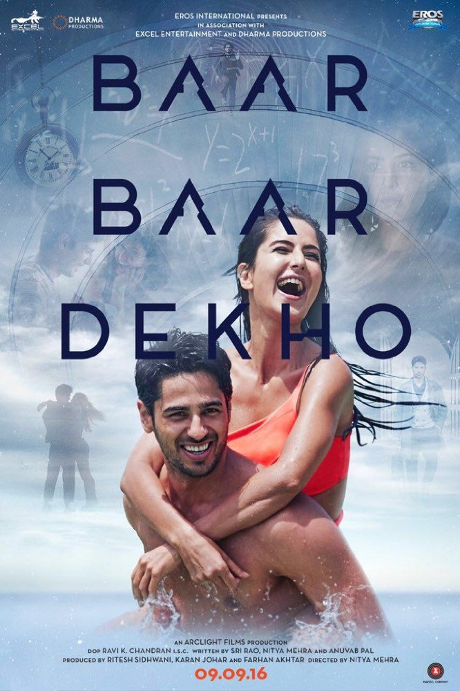 Baar Baar Dekho (2016) DVDRIP 1CDRIP x264 AAC 2.0 MSubs [DDR] torrent
