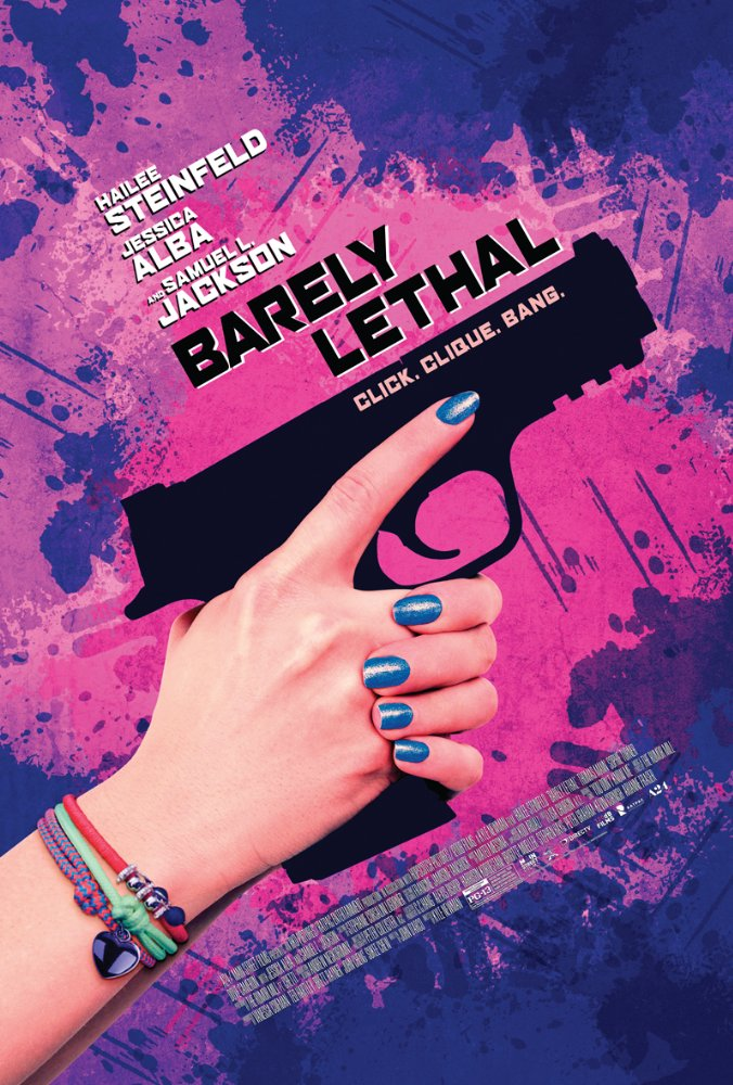 Barely Lethal (2015) 720p BluRay x264 AC3 Soup torrent