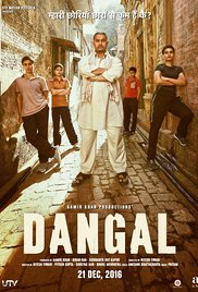 Dangal (2016) 720p DTHRIP x264 AAC 2.0 ESub [DDR] torrent
