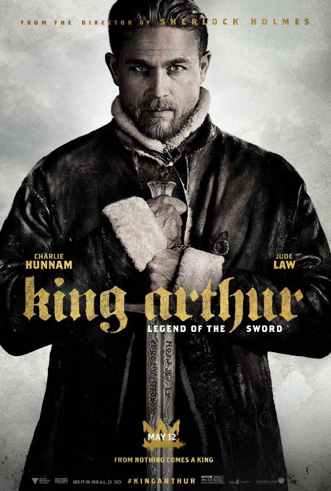 View Torrent Info: King.Arthur.Legend.of.the.Sword.2017.HDCAM.V2.XviD-UnKnOwN
