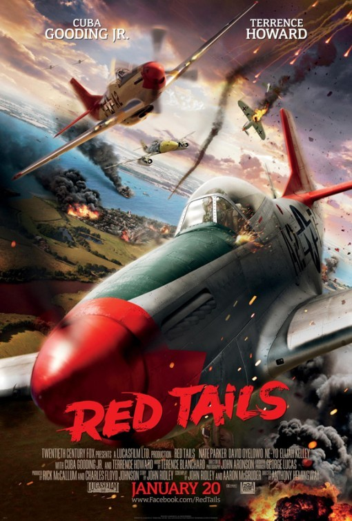 Red Tails (2012) 720p BluRay x264 AC3 Soup torrent