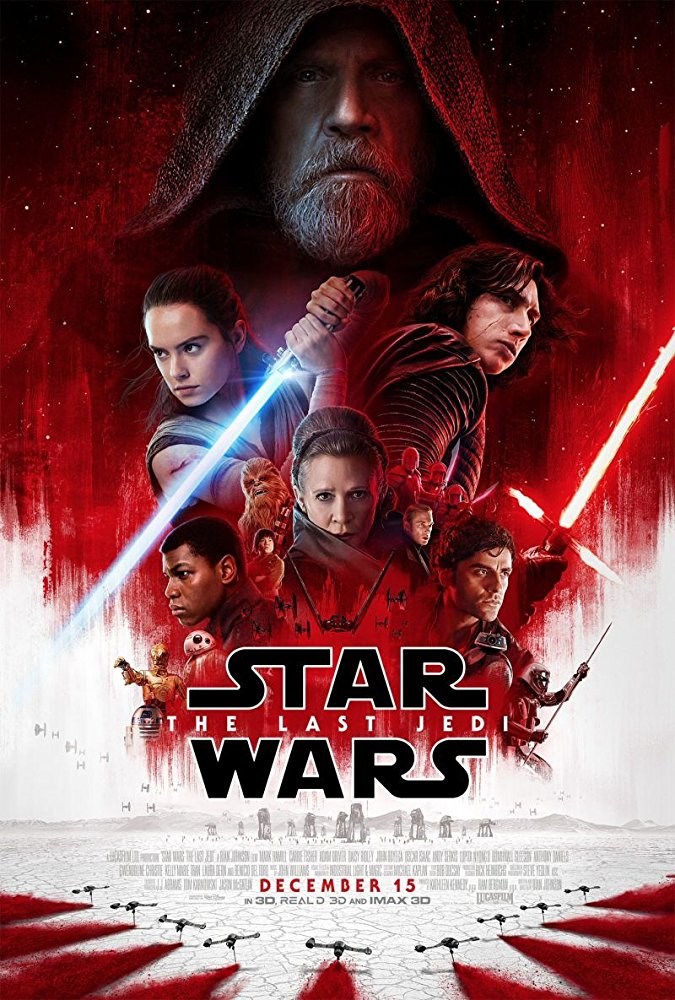 View Torrent Info: Star Wars: The Last Jedi