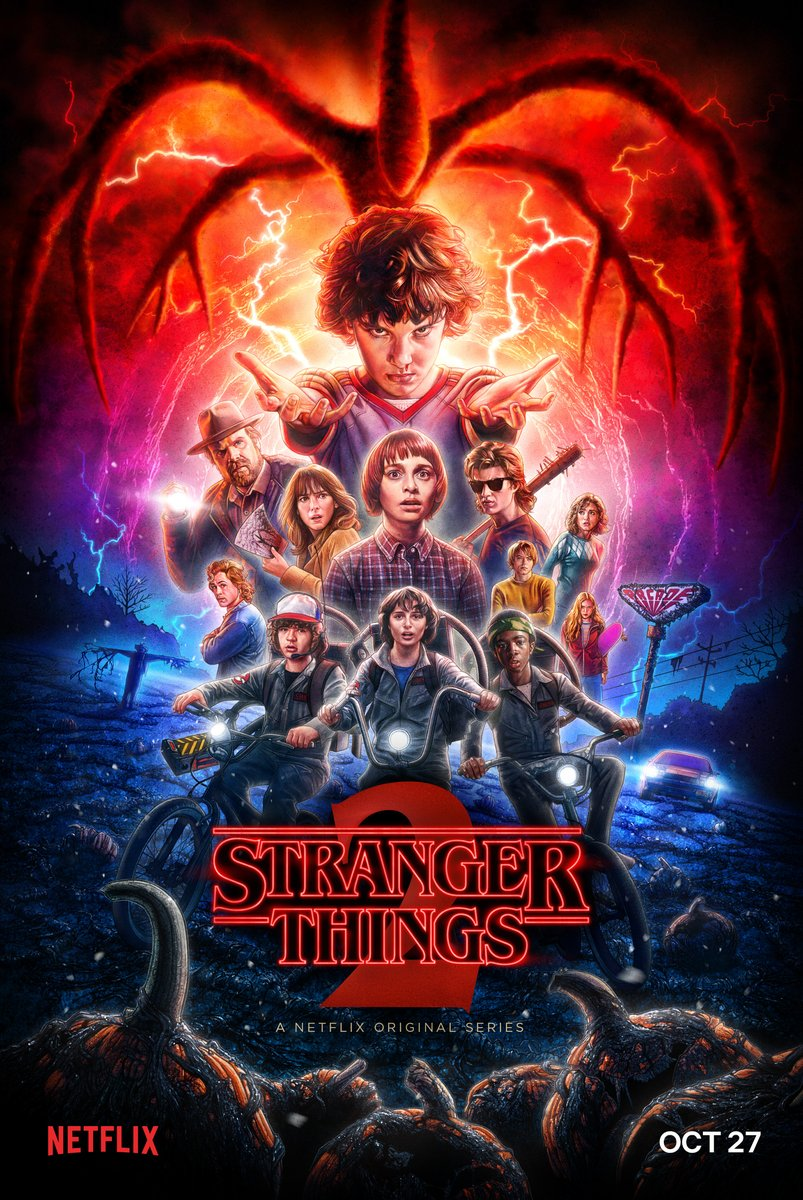 View Torrent Info: Stranger.Things.S02.Season.02.COMPLETE.XviD-AFG